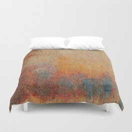 Laguna Colorada Duvet Cover
