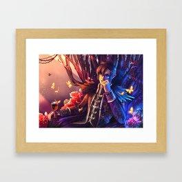 The High King Framed Art Print