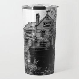 Brooklyn Heights Brownstone Travel Mug