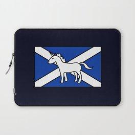 Unicorn, Scotland's National Animal Laptop Sleeve