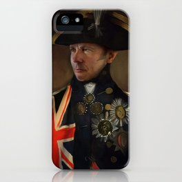 Bruce Dickinson iPhone Case