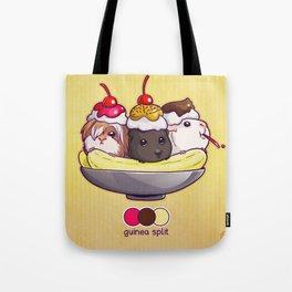 Guinea Split Tote Bag
