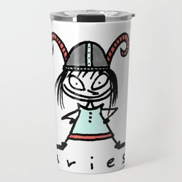 aries in the house(s)! Travel Mug