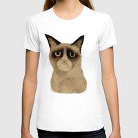 grumpy T-shirts featuring Grumpy! by Colunga-Art