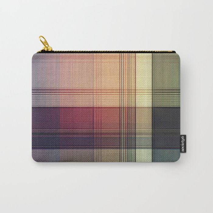 Lines/Abstract 15 Carry-All Pouch