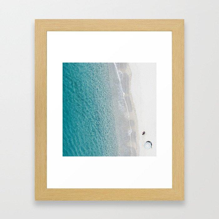 Coast 7 Framed Art Print