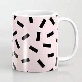Funky eighties fresh colors graphic memphis design Coffee Mug