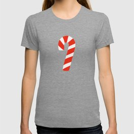 Candy Canes - Green T-shirt