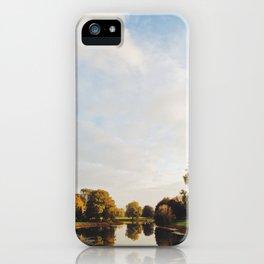 Lake Sacajawea iPhone Case
