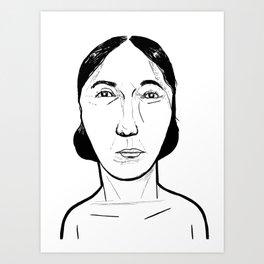 Eta Beta Art Print