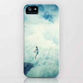 psychokinesis astral travel iPhone Case