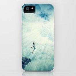 psychokinesis astral travel iPhone Case