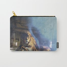 The Tamed Carry-All Pouch