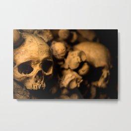 Catacombs 1 Metal Print
