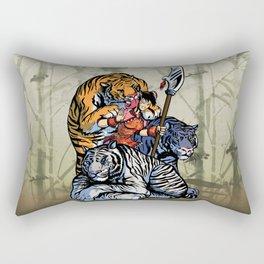 Year Of The Tiger Rectangular Pillow