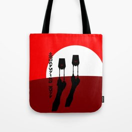 The Thundering Herd (Imperial) Tote Bag