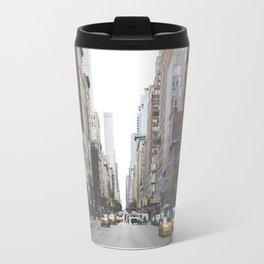 Urban Adventure NYC Travel Mug