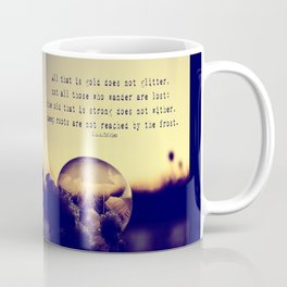 Bubble at Sunrise Coffee Mug