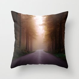 Where are you Throw Pillow