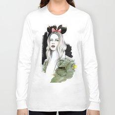 Army Girl Long Sleeve T-shirt