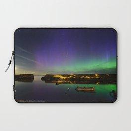 Shooting Star Aurora at Lanes Cove Laptop Sleeve