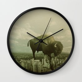 Marvin III Wall Clock
