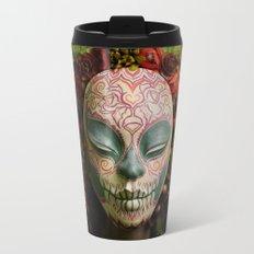 Acorn Harvest Muertita Detail Travel Mug