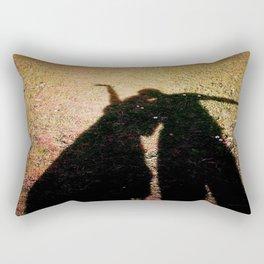 Sunshine Shadow's Rectangular Pillow