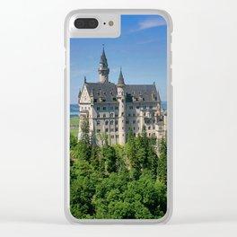 Neuschwanstein_20171101_by_JAMFoto Clear iPhone Case