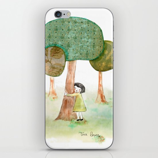 Tree Lover iPhone Skin
