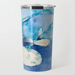 Lilly pond Travel Mug