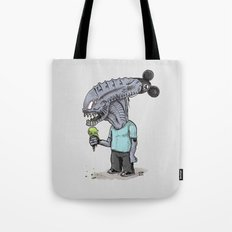 Happiest Space On Earth Tote Bag