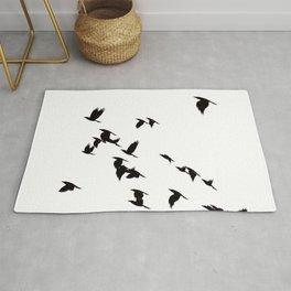 Ravens Rug