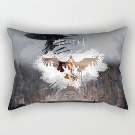 Aloy - Seeker of the Nora Rectangular Pillow