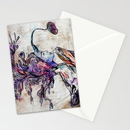 Unleaving Stationery Cards