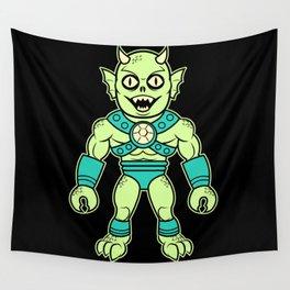 Murgus, The Sea Dewelling Sea Demon of the Sea Wall Tapestry
