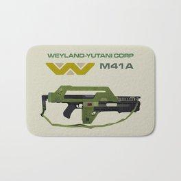 Aliens M41A Bath Mat
