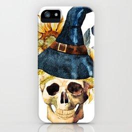 Skull 05 iPhone Case