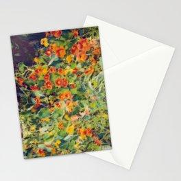 Monet's Garden I Stationery Cards