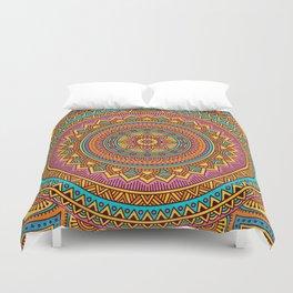 Hippie mandala 63 Duvet Cover