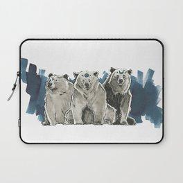 The Bear Clan Laptop Sleeve