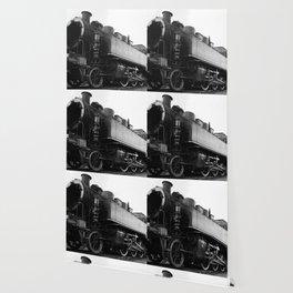 old steam locomotive Wallpaper