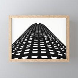 A thousand windows Framed Mini Art Print