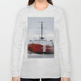 USCG Cutter Mackinaw 83 Long Sleeve T-shirt