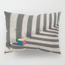 Rubik shading stripes Pillow Sham