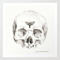 An Omen Art Print