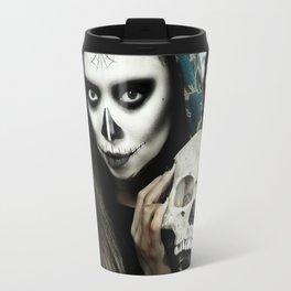 Dia de los Muertos 2 Travel Mug