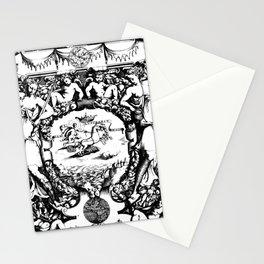 Le imprese illustri 1572 Stationery Cards