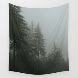 tall trees Wall Tapestry