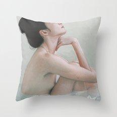 Bath Throw Pillow